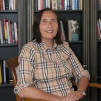 Britt Wenche Pedersen - Psykolog