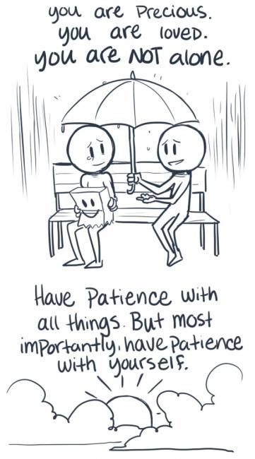 Du er ikke alene med depresjon, men det tar tid å komme  over