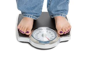 Vægttab og overvægtsproblemer