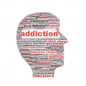 Hallucinogens addiction