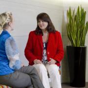 Elin Backer - Psykoterapeut, Veileder