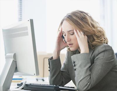 Få hjelp til stress