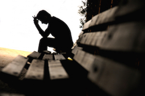 Adjustment disorder with depressed mood