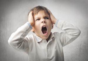 Børn og vrede