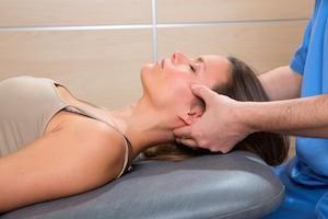 Ansigts refleksterapi