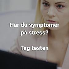 Stresstest - test om du har stress