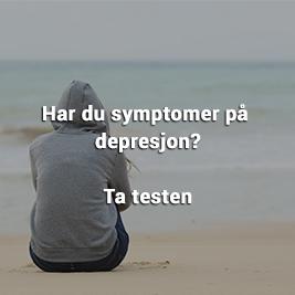 Depresjonstest - depresjon test