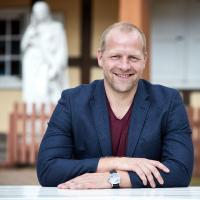 Knut Johan Øen - Gestaltterapeut under utdanning