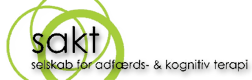 Selskab for adfærds- og kognitiv terapi - SAKT